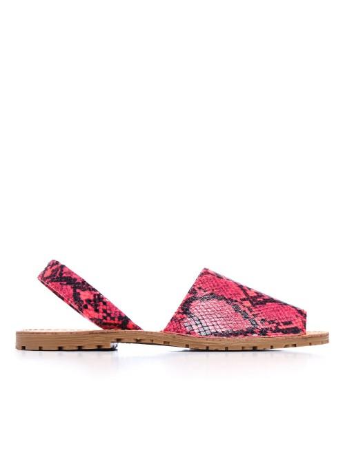 María Barceló M800201 Zapato Oxford de Mujer en Charol con Cierre Ajustable con Cordones Marrón