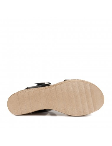 María Barceló M800203 Zapato Derby de Mujer en Piel Metalizada con Cierre Ajustable de Cordones en Plomo